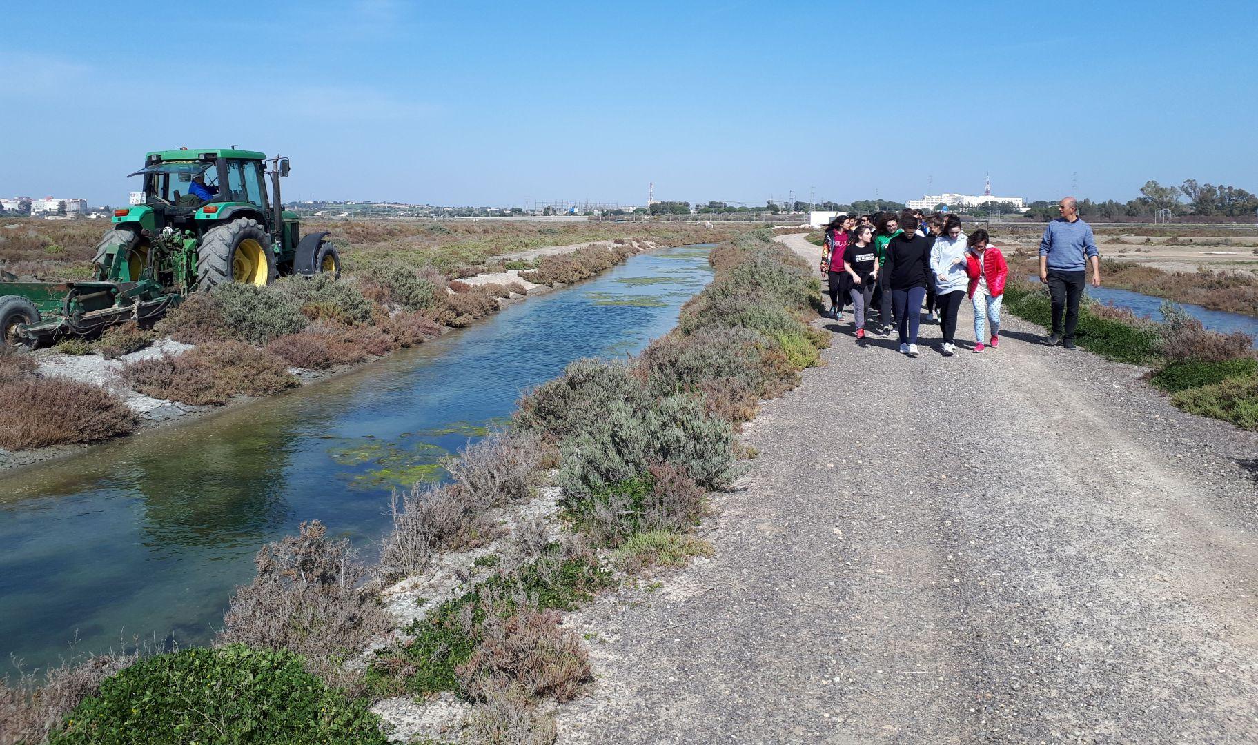 Salarte participa en un encuentro internacional de Salinas en Marruecos